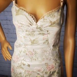 Vintage Dolce & Gabbana Bustier and Skirt Set